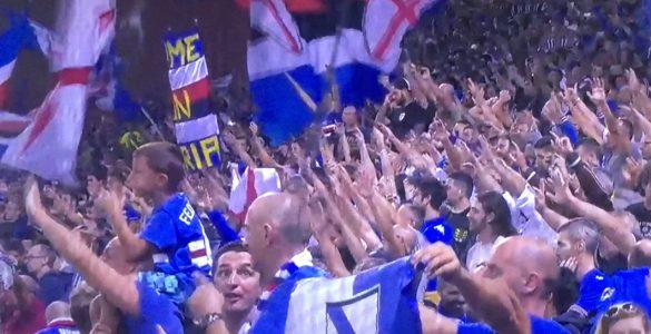 Tifosi In Sampdoria Napoli 2018 19
