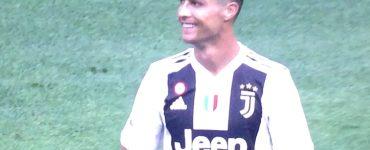 Cristiano Ronaldo In Juventus Sassuolo