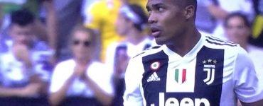 Alex Sandro In Juventus Sassuolo