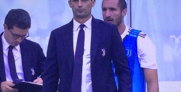 Allegri In Juventus Sassuolo
