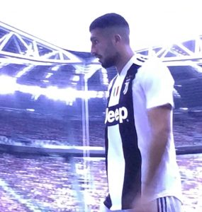 Emre Can In Juventus Sassuolo