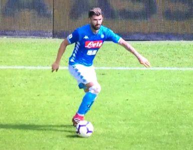 Hysaj In Torino Napoli 2018 19