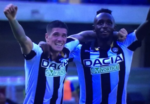 De Paul E Fofana In Chievo Udinese 2018 19