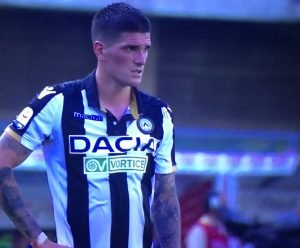 De Paul In Chievo Udinese 2018 19