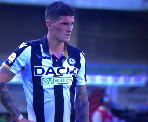 De Paul In Chievo Udinese 2018 19