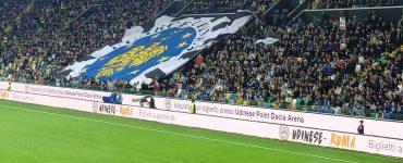 Tifoseria Udinese In Udinese Napoli 2018 19
