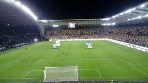 Stadio Udinese In Udinese Napoli 2018 19