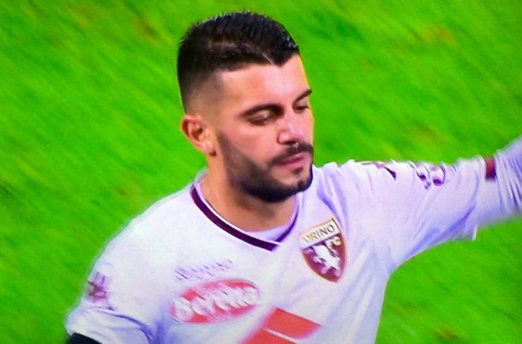 Iago Falque In Milan Torino 2018 9 2