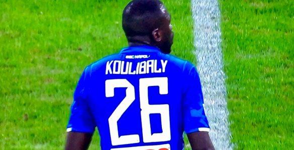 Koulibaly In Napoli Spal 2018 19