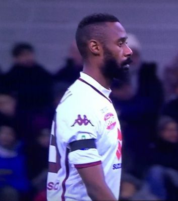 Nkoulou In Milan Torino 2018 9