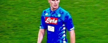 Milik In Napoli Sampdoria 2018 19