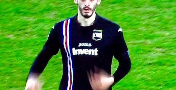 Gabbiadini In Napoli Sampdoria 2018 19 2