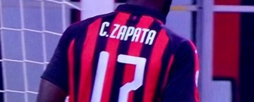 Zapata In Milan Torino 2018 19
