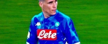 Callejon In Napoli Sampdoria 2018 19 3