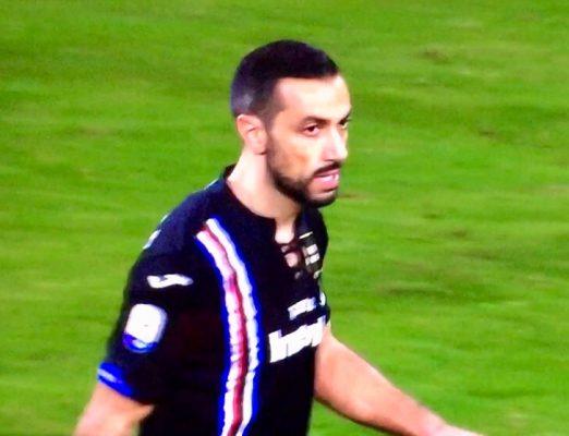 Quagliarella In Napoli Sampdoria 2018 19 4