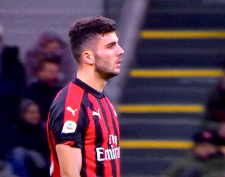 Curone In Milan Torino 2018 19