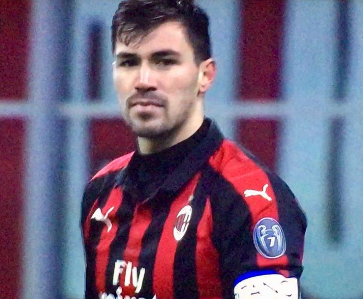Romagnoli In Milan Napoli 2018 19