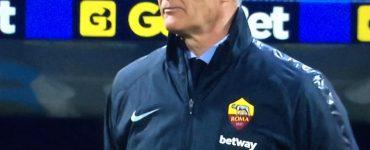 Ranieri in Spal-Roma 2018/19