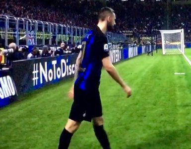 Brozovic In Inter Lazio 2018 19
