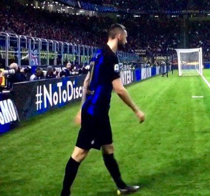 Brozovic In Inter Lazio 2018 19