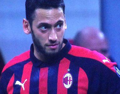 Calahanoglu In Milan Inter 2018 19