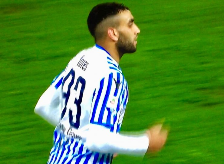 Fares In Spal Roma 2018 19 2
