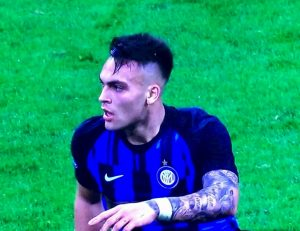 Lautaro In Milan Inter 2018 19 3