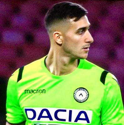 Musso In Napoli Udinese 2018 19