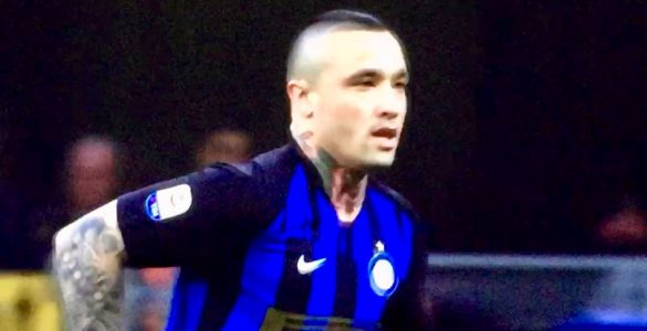 Naingollan In Inter Lazio 2018 19