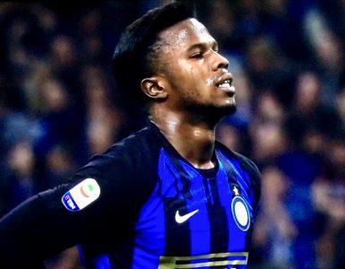 Keita In Inter Lazio 2018 19