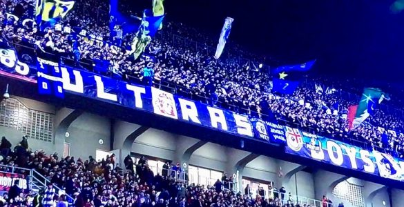 Tifoseria Inter In Milan Inter 2018 19