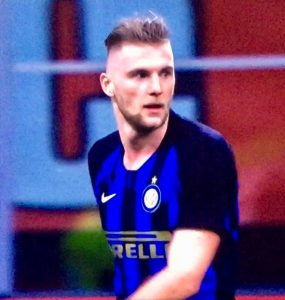Skriniar In Milan Inter 2018 19