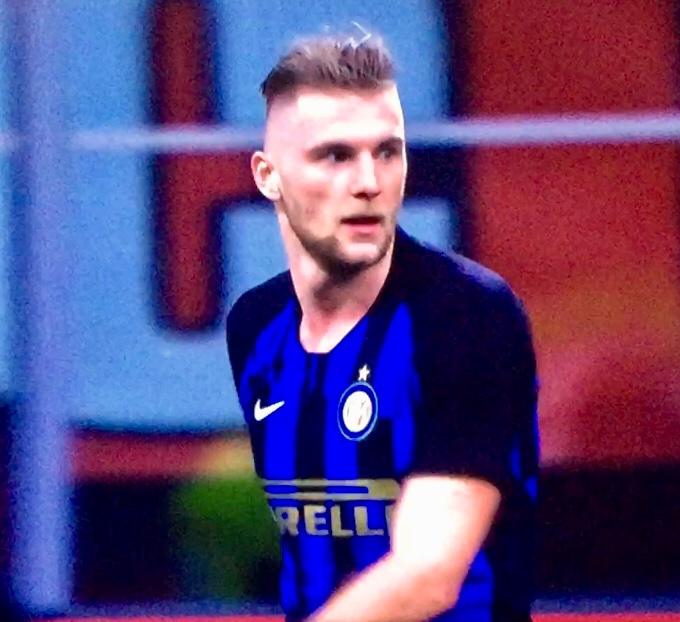 Skriniar In Milan Inter 2018 19