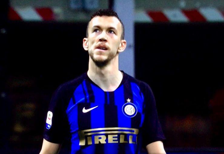 Perisic In Inter Lazio 2018 19 6