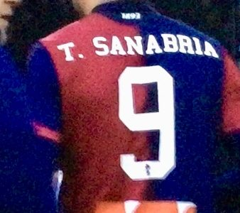 Sanabria In Genoa Inter 2018 19
