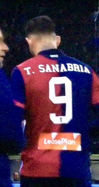 Sanabria In Genoa Inter 2018 19