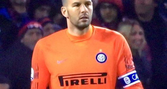 Handanovic In Genoa Inter 2018 19 2