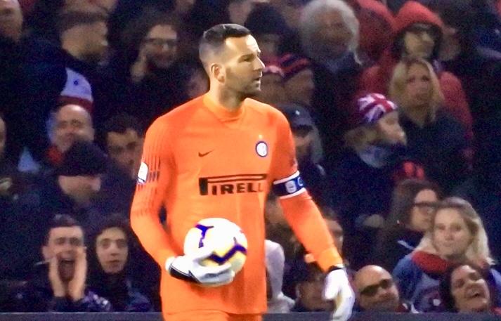 Handanovic In Genoa Inter 2018 19