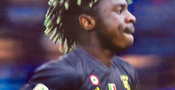 Kean In Sapl Juventus 2018 19