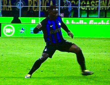 Asamoah In Inter Atalanta In 2018 19