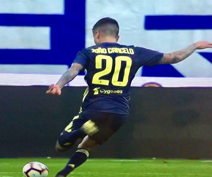 Cancelo In Sapl Juventus 2018 19
