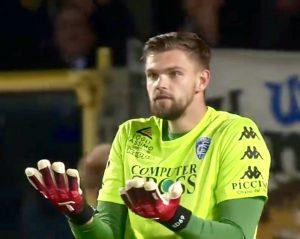 Dragowski in Atalanta Empoli 2018 19