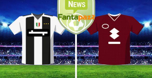 Post gara Juventus-Torino http://nerws.fantapazz.com