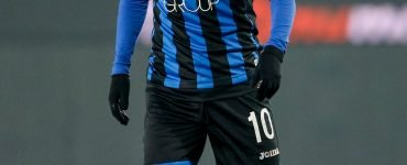 Bergamo Italia. Serie A Italiana. Atalanta Vs Napoli. Alejandro Gomez Dellatalanta Atalanta Bergamasca Calcio