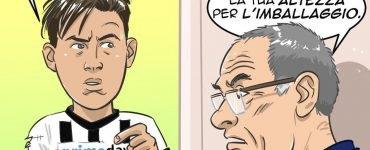 Prime day alla Juventus
