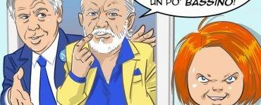 El Chucky a Napoli, ma sarà quello giusto?