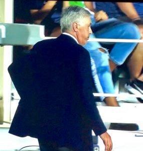 Ancelotti In Fiorentina Napoli 2019 201