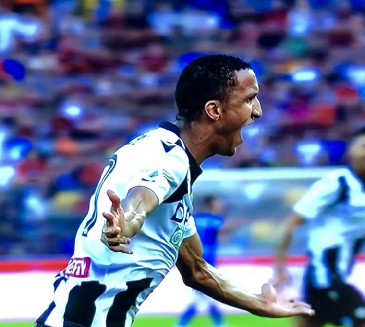 Becao In Udinese Milan 2019 20 21