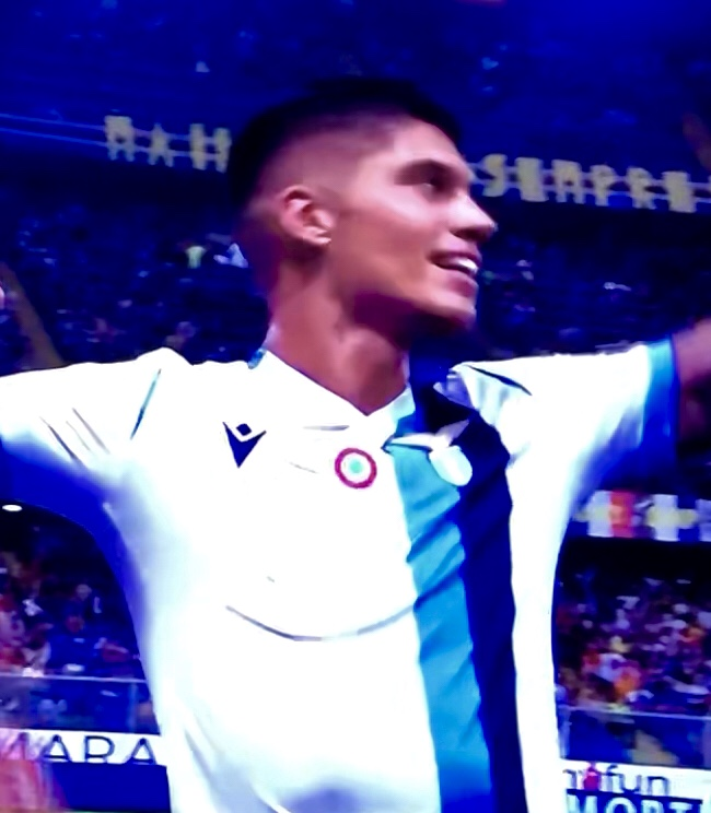 Correa In Sampdoria Lazio 2019 201