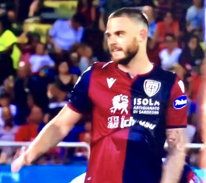 Nandez In Cagliari Brescia 2019 201